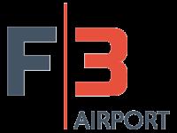F3 Airport Logo